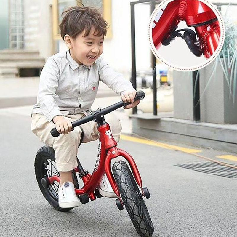 TWCH 12inch Silde car Two-wheeled bicycle Non-pedaling scooter