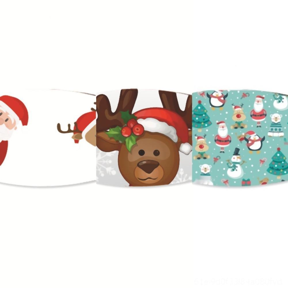 pOICq Cloth Eye Shade Santa Claus Sleep Blindfold washable Plush Cartoon Funny Christmas Blindfold Personality Deer Eye Mask