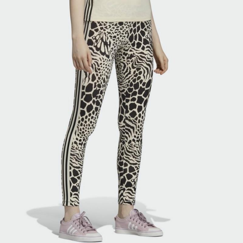 Femmes Yoga Pantalon 2020 Motif Leopard-longueur cheville active Joggers Femmes Sport Sweatpants Leggings confortables en gros