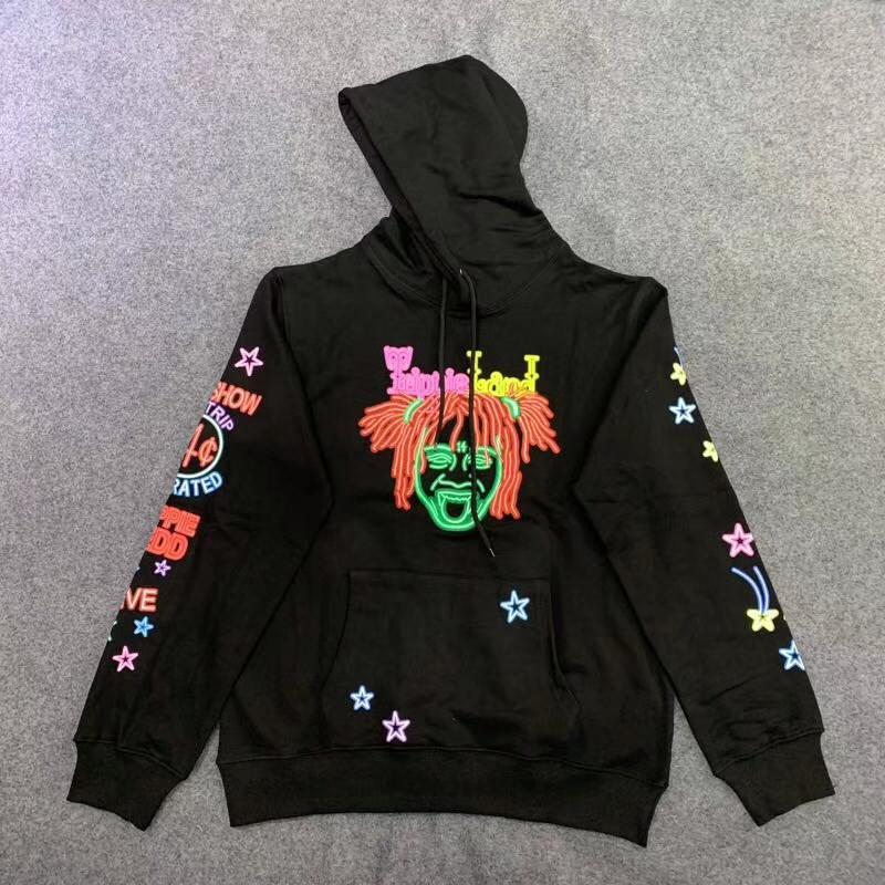 2020 Hiphop Printing New Fashion Trippie Redd Merch Trippieland Hoodie Men Women Best Quality Sweatshirts Pullover S-XL