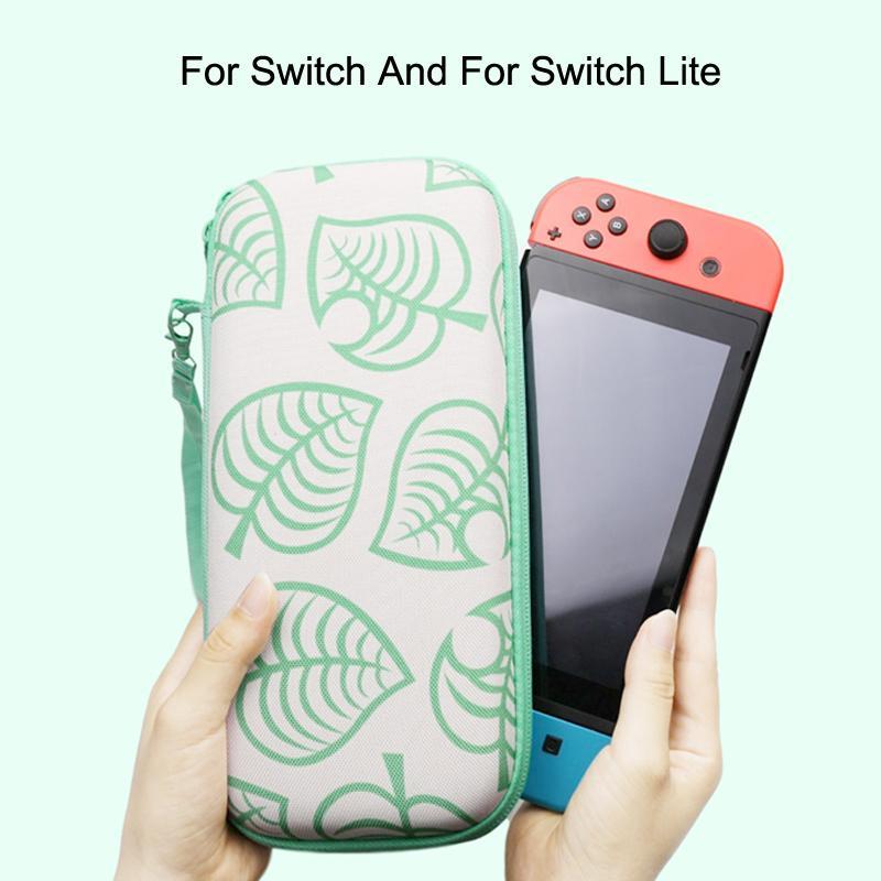 Для коммутатора Case Bag Animal Crossing для коммутатора Lite сумка Обложка Cute Портативный Чехол