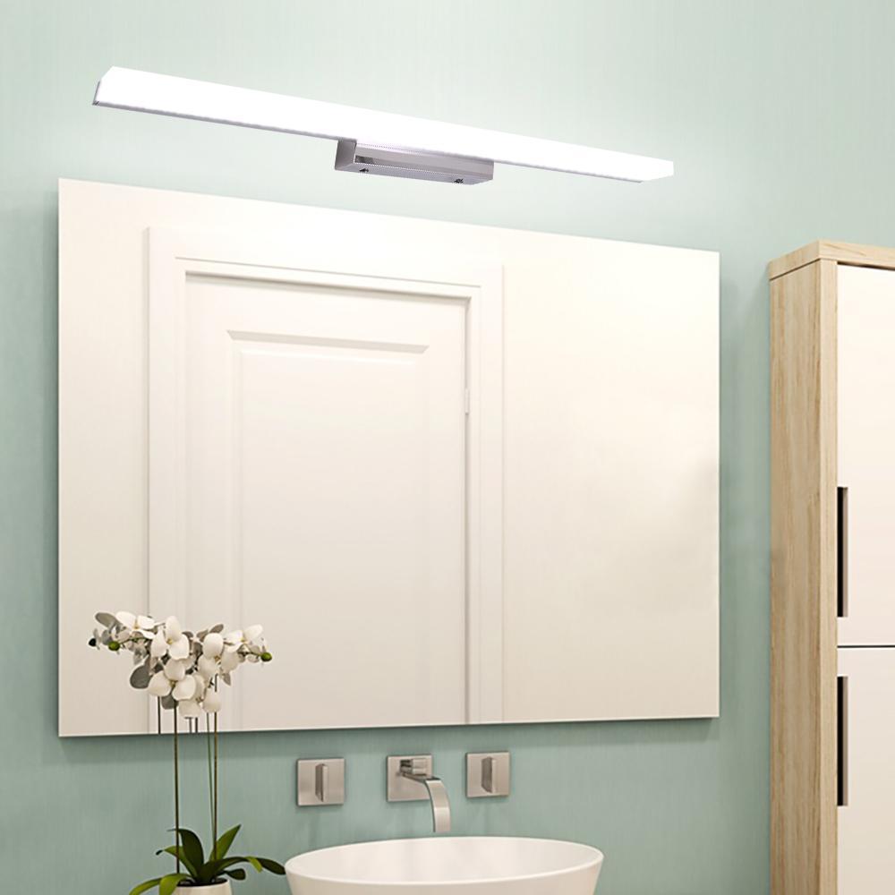 Impermeabile e antipolvere a prova di risparmio energetico Bagno 2835 LED Striscia luminosa Profilo in alluminio Ultra sottile Intertek Magnetic LED Strip Light