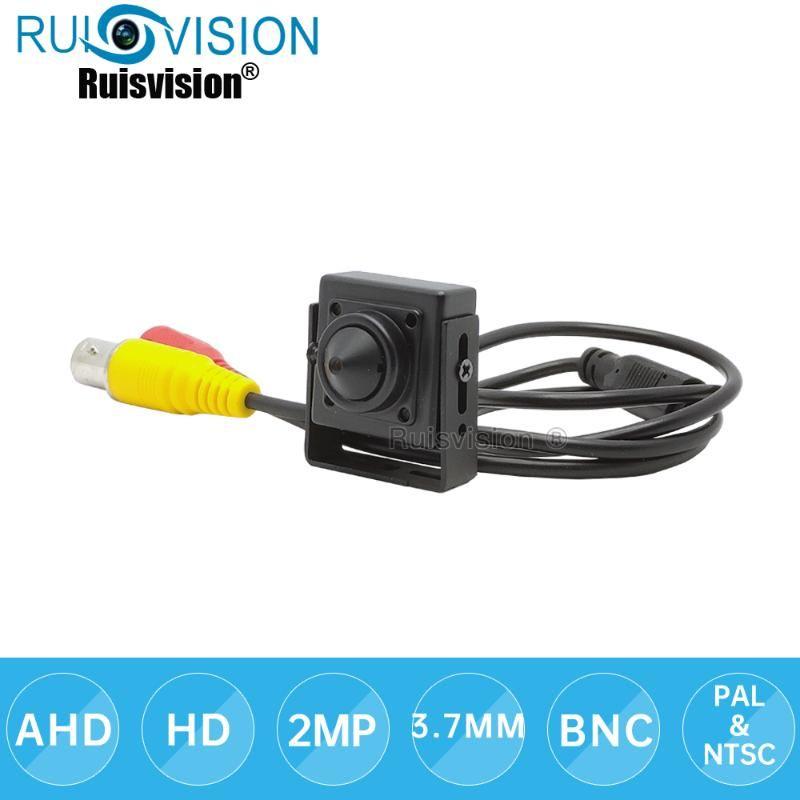 Cámaras AHD Mini Cámara HD5MP CCTV Sony IMX335 4 en 1 Seguridad Inicio Vigilancia interior Pinholance Lens Video