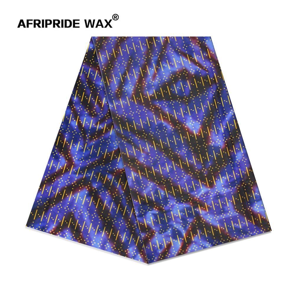 Ultime africano ankara stampare tessuto africano della cera 100% artigianale di alta qualità del cotone di stampa traditionalbatik ratiera A18F0660 tessuto