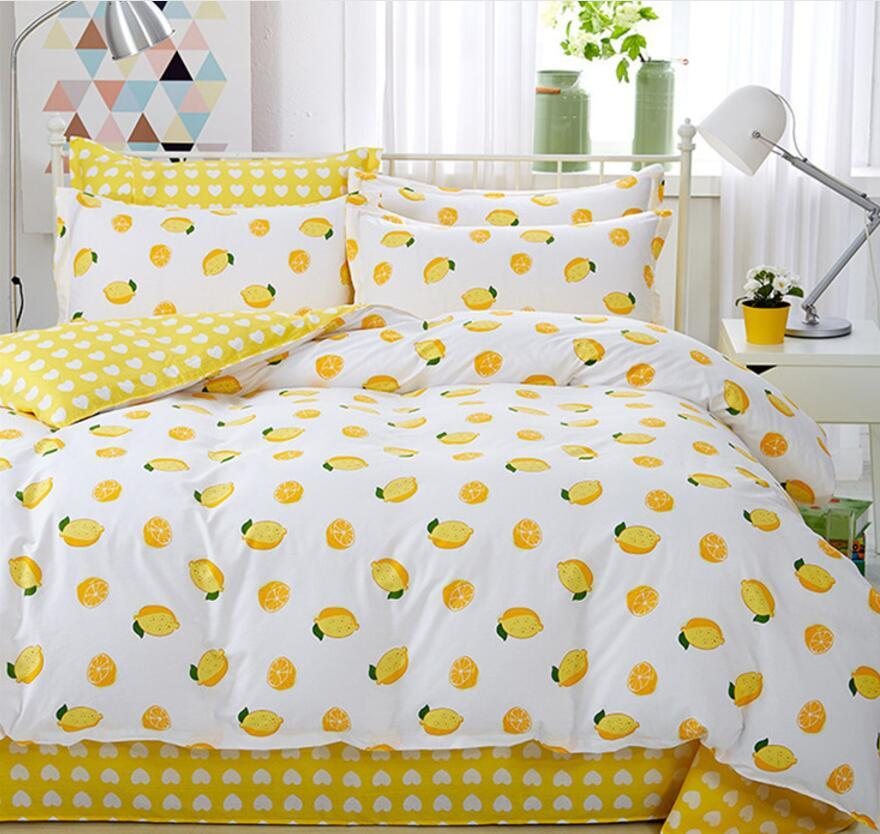 B3 designer bed comforters sets Print Bedding Set 4 Pieces Bed Sheet Europe and America Bedding Suit Business Hot Sell Quilt Cover