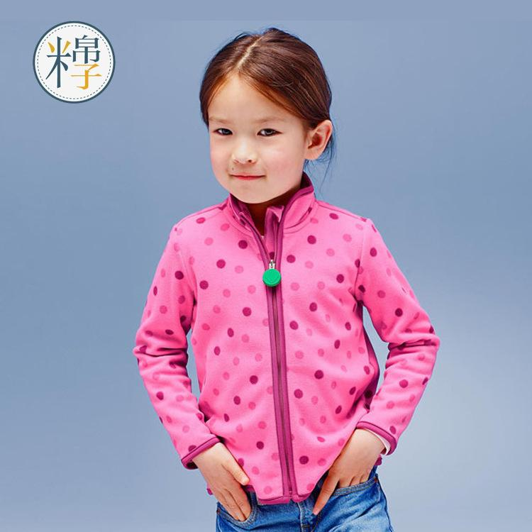 Caliente-venta niña SpringAutumn muchacho de los niños del bebé sudaderas de banda niñas chaquetas de lana y abrigos para niños Niños sudadera Y200901