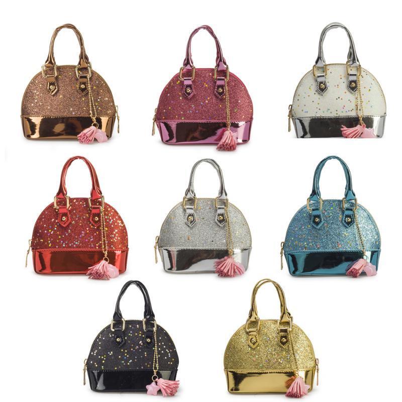 Crossbody мини девушка подарок PU небольшая кожа детская сумка детская вечеринка кошелек для девочек кошелек черный деньги сумка монета сумка кабей