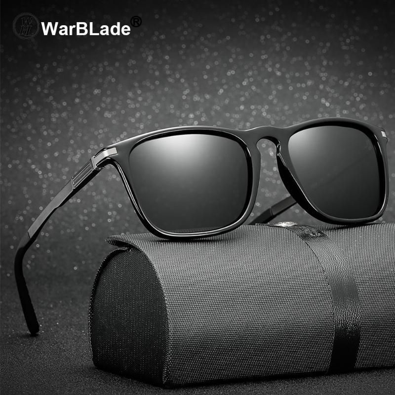 Face marca senhoras polarized retrô mulheres óculos de sol uv400 quadrado vintage óculos sol 7034 tons pequenos warblade óculos preto wdxxj