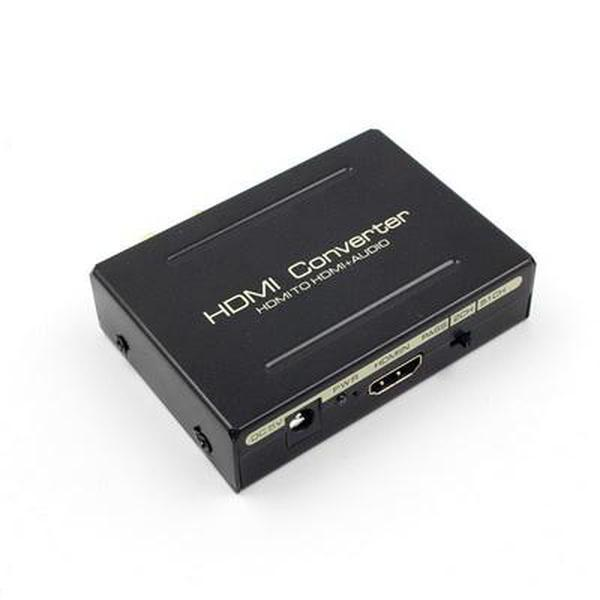 20pcs HDMI to HDMI & Optical SPDIF Suppport 5.1 + RCA L/R Audio Extractor Splitter Converter Adapter Connector