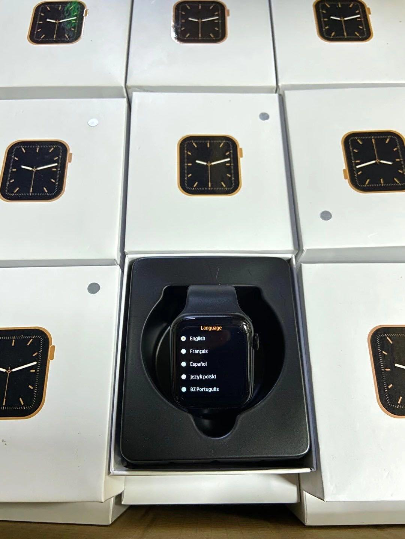 2020 Fabrik Bestseller Smart Watch W26 Smart Armband Blue-Toe-Anruf Voller Touchscreen Temperatur Herzfrequenz Bewegung Wasserdichte Uhr