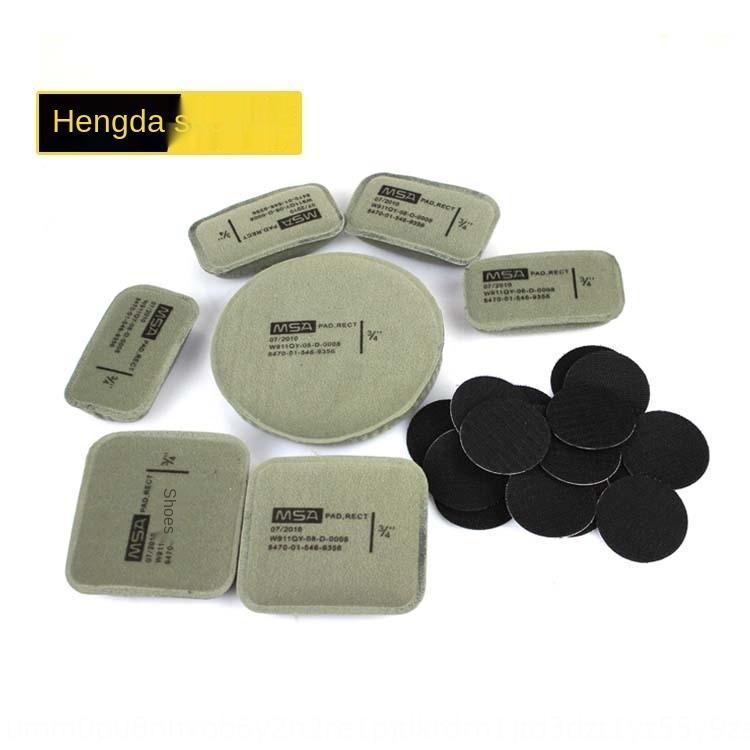 0KUWf de alta densidad de cojín esponja memoria térmica Accesorios casco protector tampón esponja accesorios de protección M88 LWHhelmet