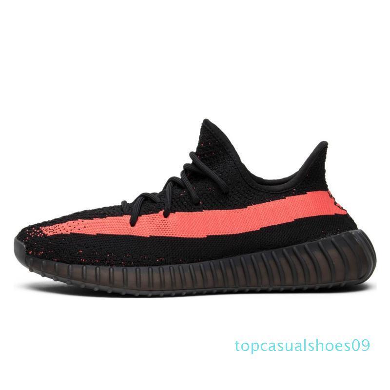 concepteur chaussures V2 statique chaussures sésame beurre de jogging loisir Chaussures de sport Sports noir breds blanc chaussure de T09
