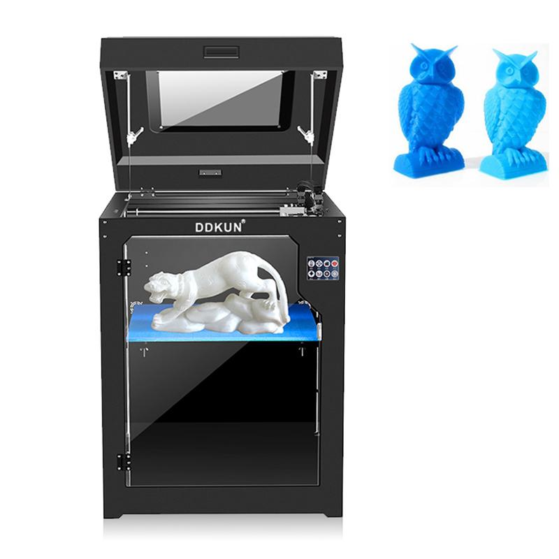 Print Size 360*400*500mm Fully assembled Desktop DIY FDM 3D Printer with Auto Leveling For Education Household Artwork Factory