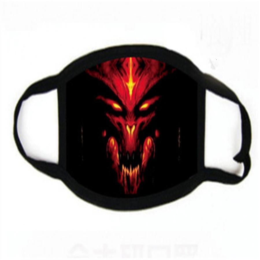 Prin intagliato maschera maschere Earl del partito degli uomini Masquerade Tutti Mardi Gras di stampa Costume # 934