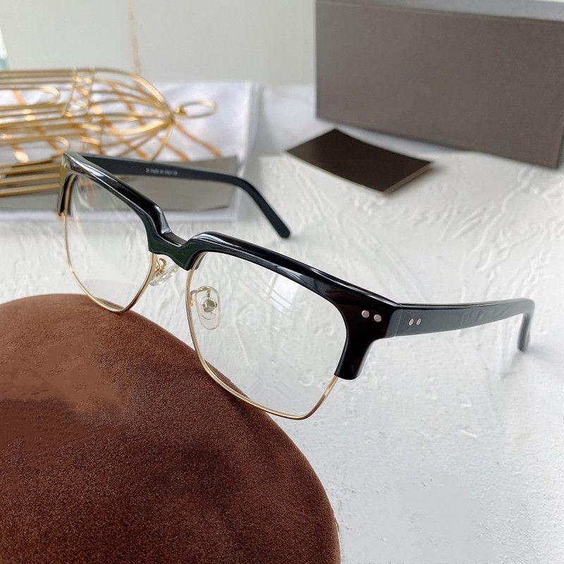 أسلوب جديد TF5298 رجل / للجنسين الحاجب نظارات الإطار الأزياء ساحة كبيرة ريم 54-17-140 عن وصفة النظارات fullset التعبئة