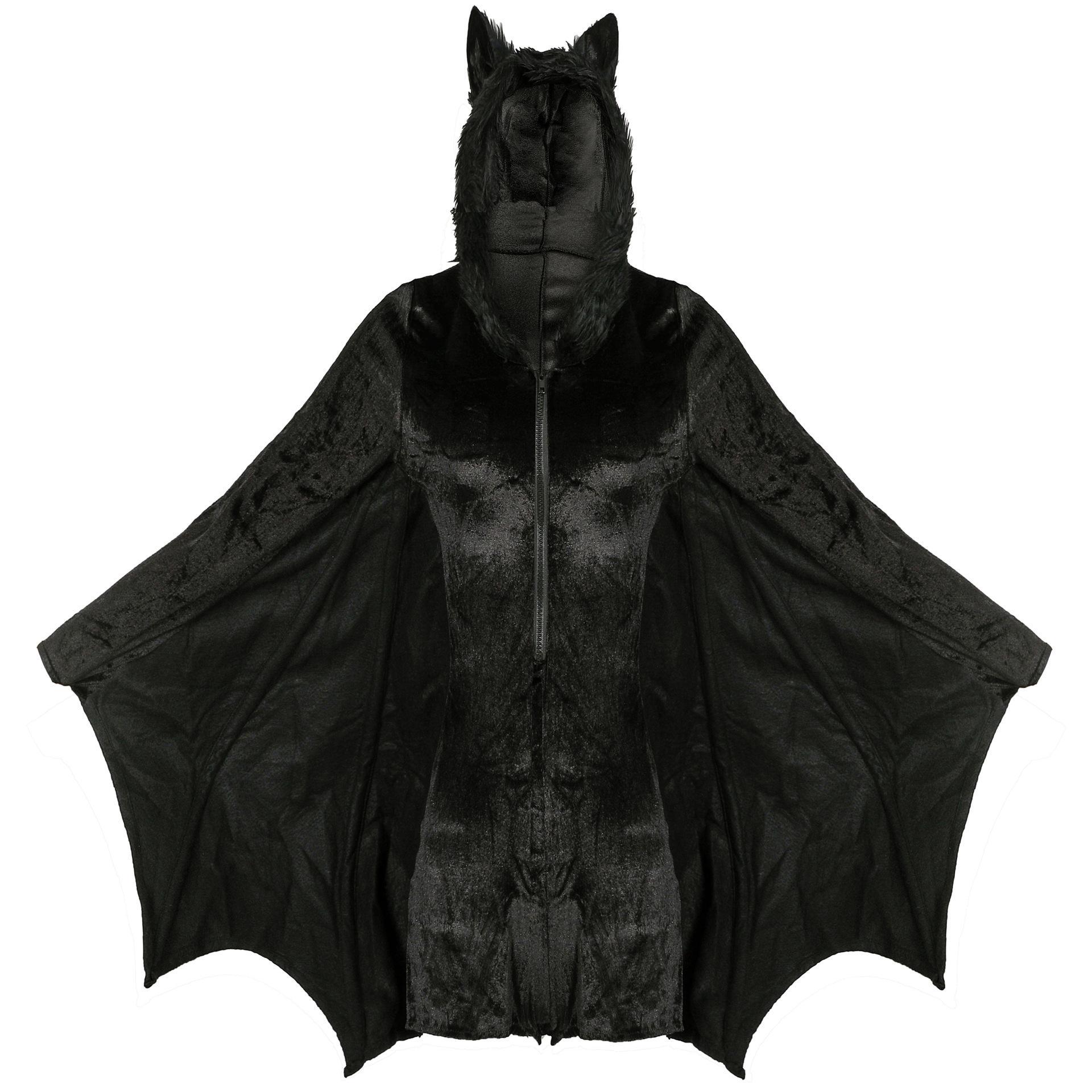 هالوين بات تأثيري لعب دور مصاص دماء مثير أنثى باتمان ملابس زيبر فساتين الأوروبية والأمريكية 2020 وصول جديدة