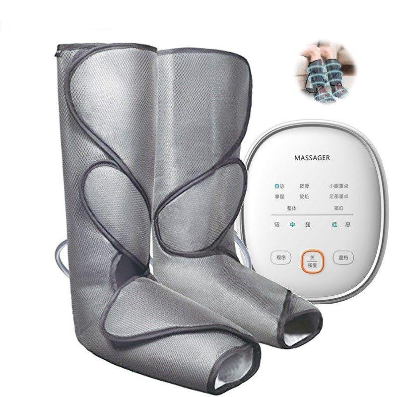 Leg Massaggiatore onda di pressione dell'aria strumento di fisioterapia elettrica onda aria compressa gamba bellezza strumento di massaggio strumento hot