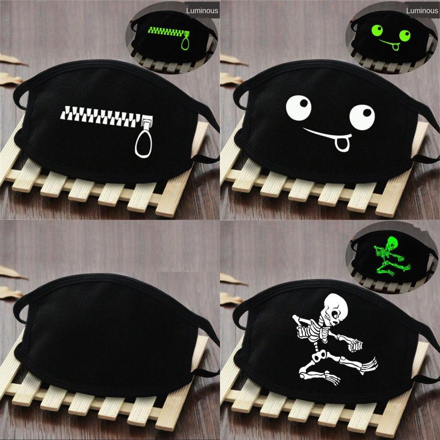 Anti-Staub Prective Gesichtsmaske Unisex waschbare atmungsaktiv Mundschutz-Masken Feder PrintedMouth Muffel Masken # 866