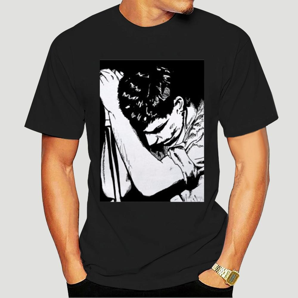 Joy Division Closer T-Shirt M103 New Order Top-Qualität der neuen Marken-Männer schließen Hülsen-T-Shirt Tops O-Ansatz stilvollen Euro-Größe-1583A