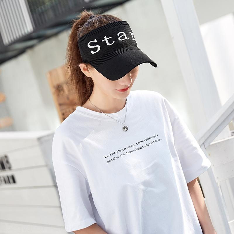 PPRNH İnternet ünlü kadın Koreli şapka tarzı Moda Seyahat güneş geçirmez nefes alabilen boş Top Hat hepsi maç
