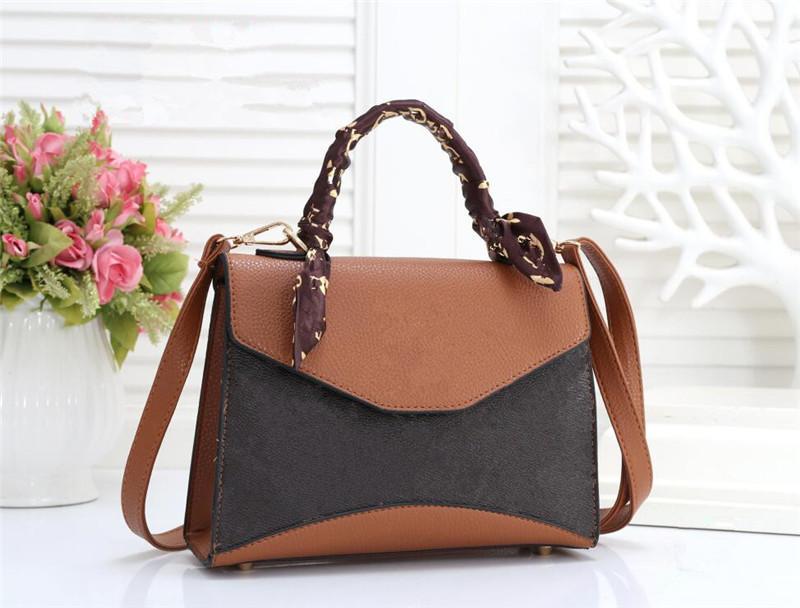 wholesale New Fashion Women famous bag handbag Messenger bag shoulder Crossbody bag crossbody chain girl Scarf purse