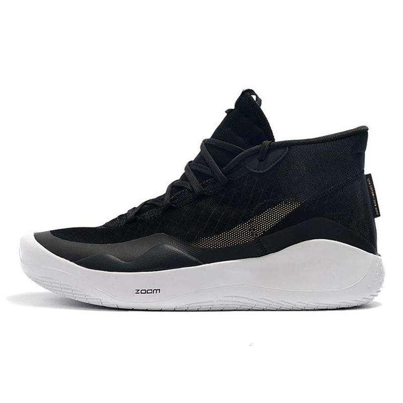 Ayakkabı Kevin Durant Xii Kd 12 Basketbol Mens için en iyi kalite Üçlü Siyah Kırmızı 12s Tasarımcı Spor Spor ayakkabılar Eğitmenler 7-12