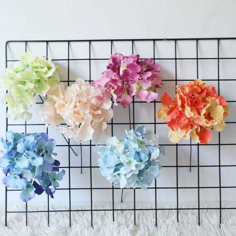 ipek çiçek başları üreticisi aile lastik düğün tutma çiçekler MW07356 yol açtı oyma duvar false süsleyen