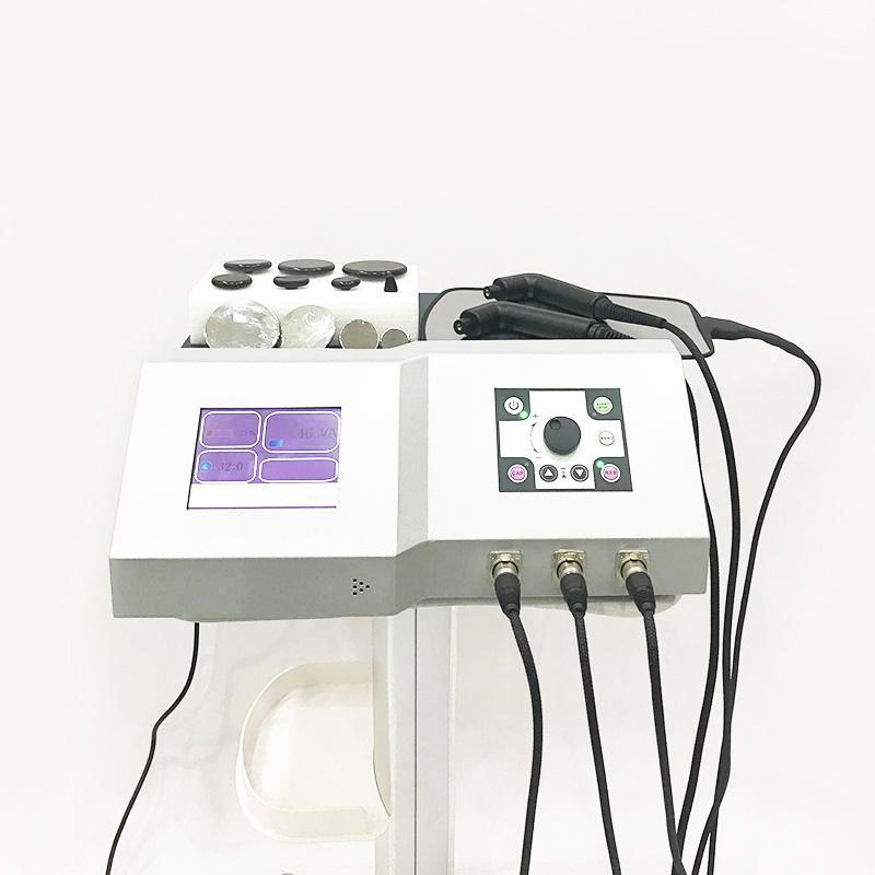 CE утвержденный монополярной РФ Портативное CET RET машина для похудения RF Лифтинг лица Сжигание жира целлюлита Подтяжка кожи Радиочастотная