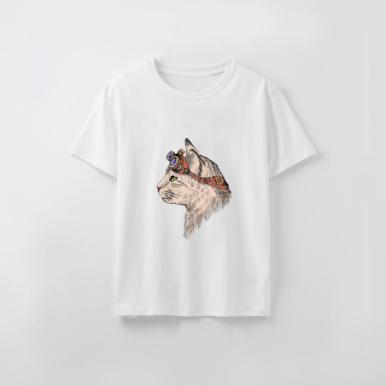 2020 Custom Print T-shirt 100% Cotton Design Mens Womens Pure Color Round Neck Short-Sleeved Logo Free DIY Printed Tshirt 2091205Q