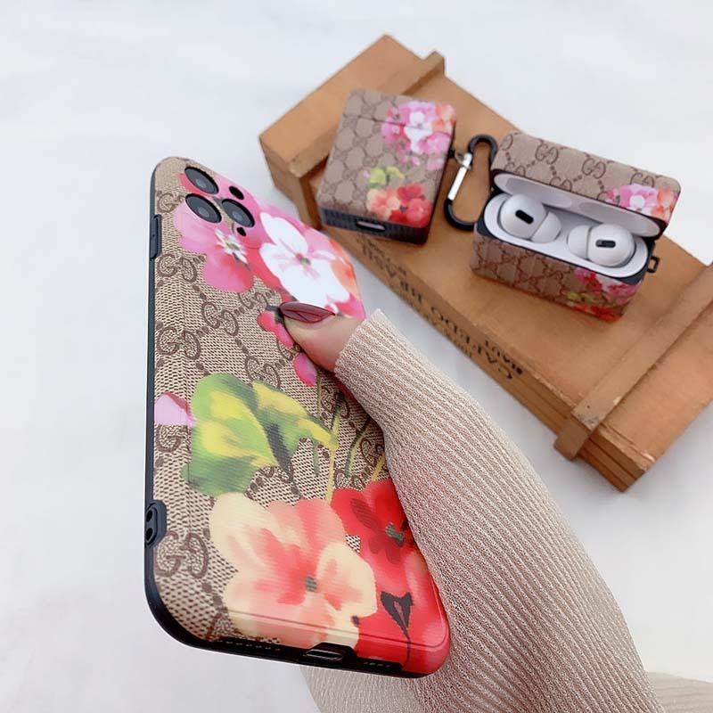 Abua casos del diseñador de moda teléfono para iPhone Pro Max 11 7 8 más de la manera TPU cubierta del iPhone de oro X XS Max XR SE
