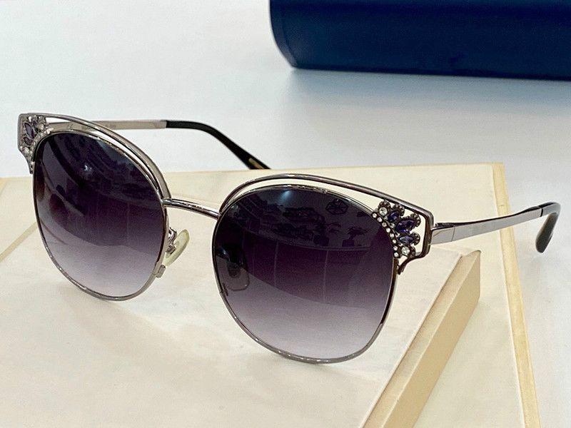 الجديد SCH 24S أزياء النساء نظارات مكبرة التفاف ساحة الإطار UV400 حماية عدسة ألياف الكربون الساقين الصيف نمط أعلى حالة الجودة