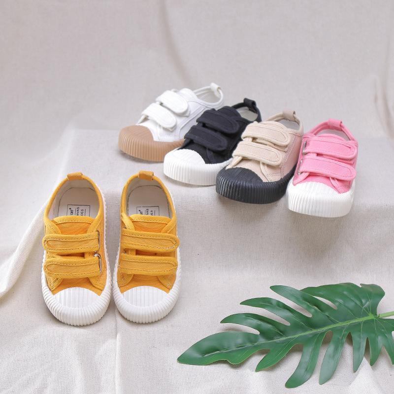 Весенние каникулы 2020! hcandy цвет для девочки детские, мягкие подошвы детской обуви, тапочки, удобная обувь носить, дети
