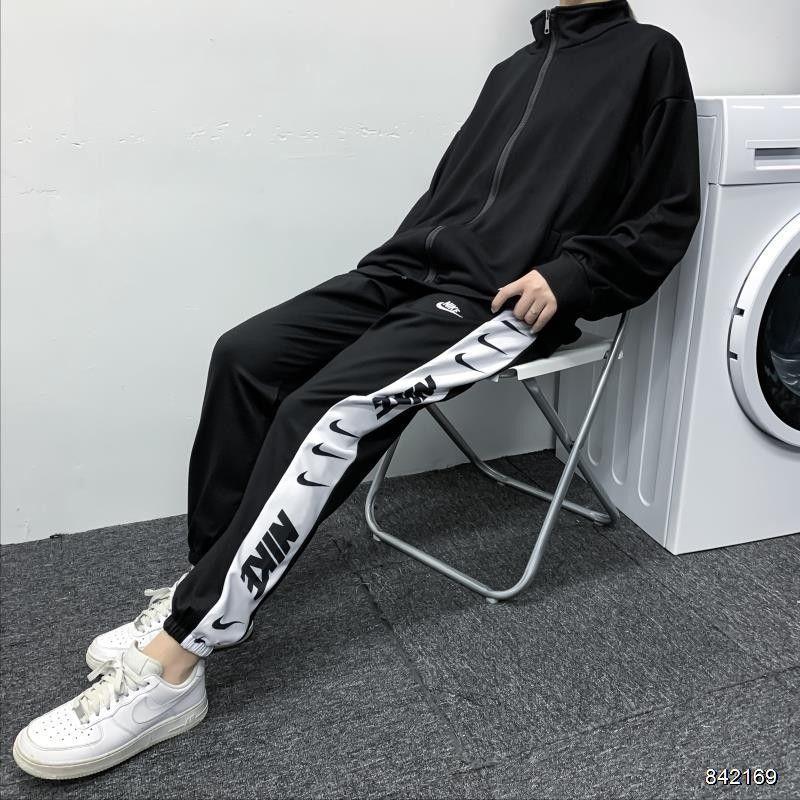 JA mens del weatpants corredores de carga pantalones de Hip Hop los hombres de moda casual adolescente lobo streetwear pantalones hombre 8260