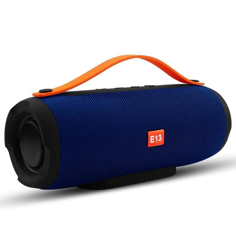 E13 صغيرة محمولة بلوتوث اللاسلكية سماعات مسرح منزلي مشغل موسيقى راديو مضخم صوت مكبرات الصوت عمود للكمبيوتر مع TF FM