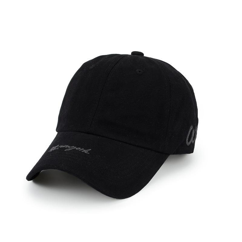 Nuovi Cap Womens baseball primavera e l'estate 2019 il cappello di Sun ricamato cappello di Sun di estate delle donne visiera One Dropshipping del prodotto