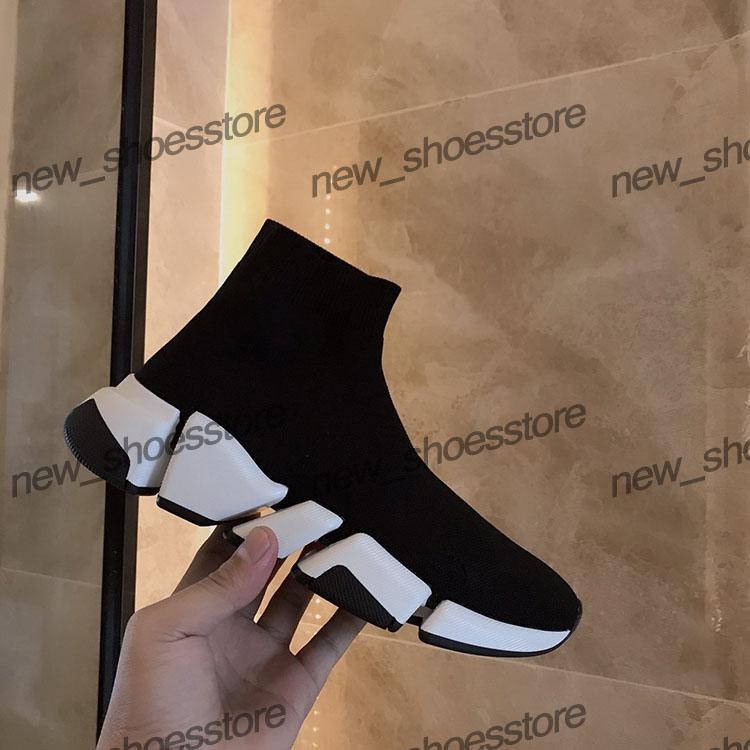 2020 homens e mulheres novos respirável velocidade Esportes Meias Sapatos Plataforma malha Socks leve sapatos casuais Sneakers Chaussures
