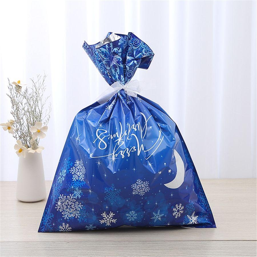 Adorável Organza Saco dos doces para crianças presente 30PCS Stripe Bundle Pacote de bolso de plástico jóias sacos Fontes do casamento Organizador # 55522