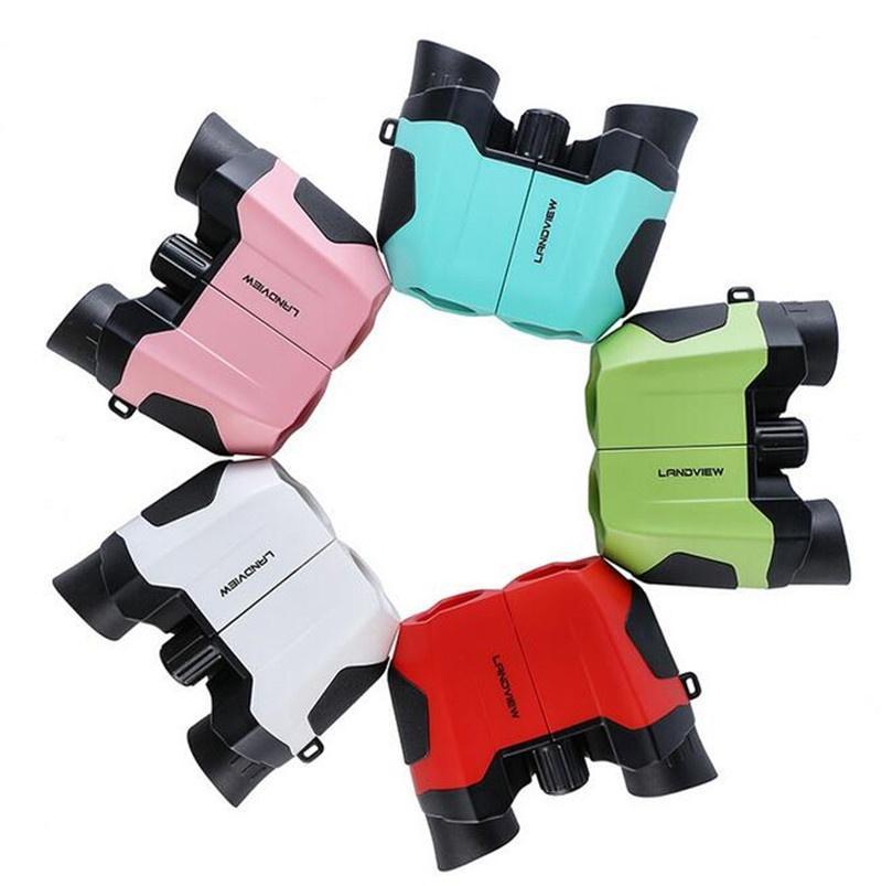 Coloré ! Télescope télescope enfant enfants Cadeaux Factory Direct Outdoor10x22 Haute Définition ABS Avec Retail Box