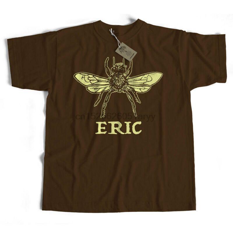 Old Skool Hooligans Ispirato da Monty Python T Shirt - Eric The Half A Bee