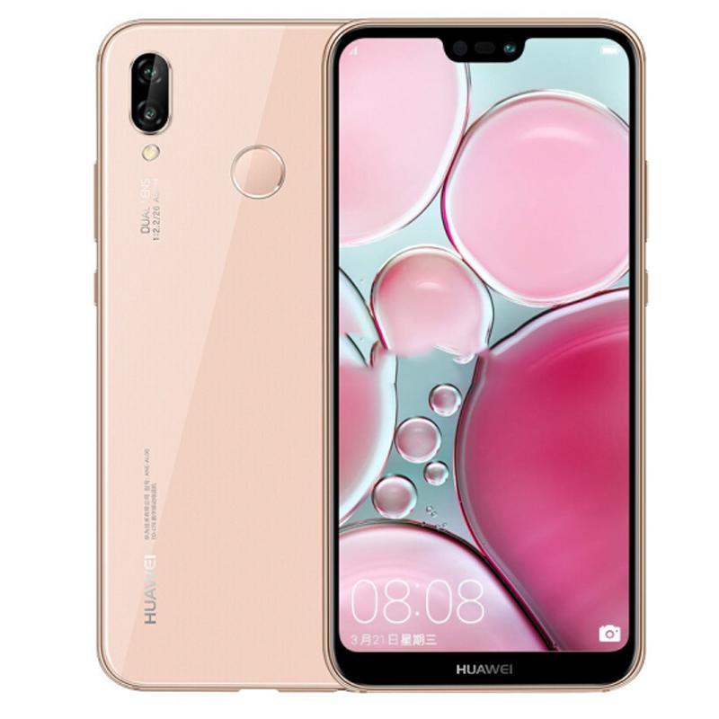 "Original Huawei Nova 3e 4G LTE Mobile Phone 4GB RAM 64GB 128GB ROM Kirin 659 Octa Core Android 5.84"" Full Screen 24.0MP Face ID Cell Phone"
