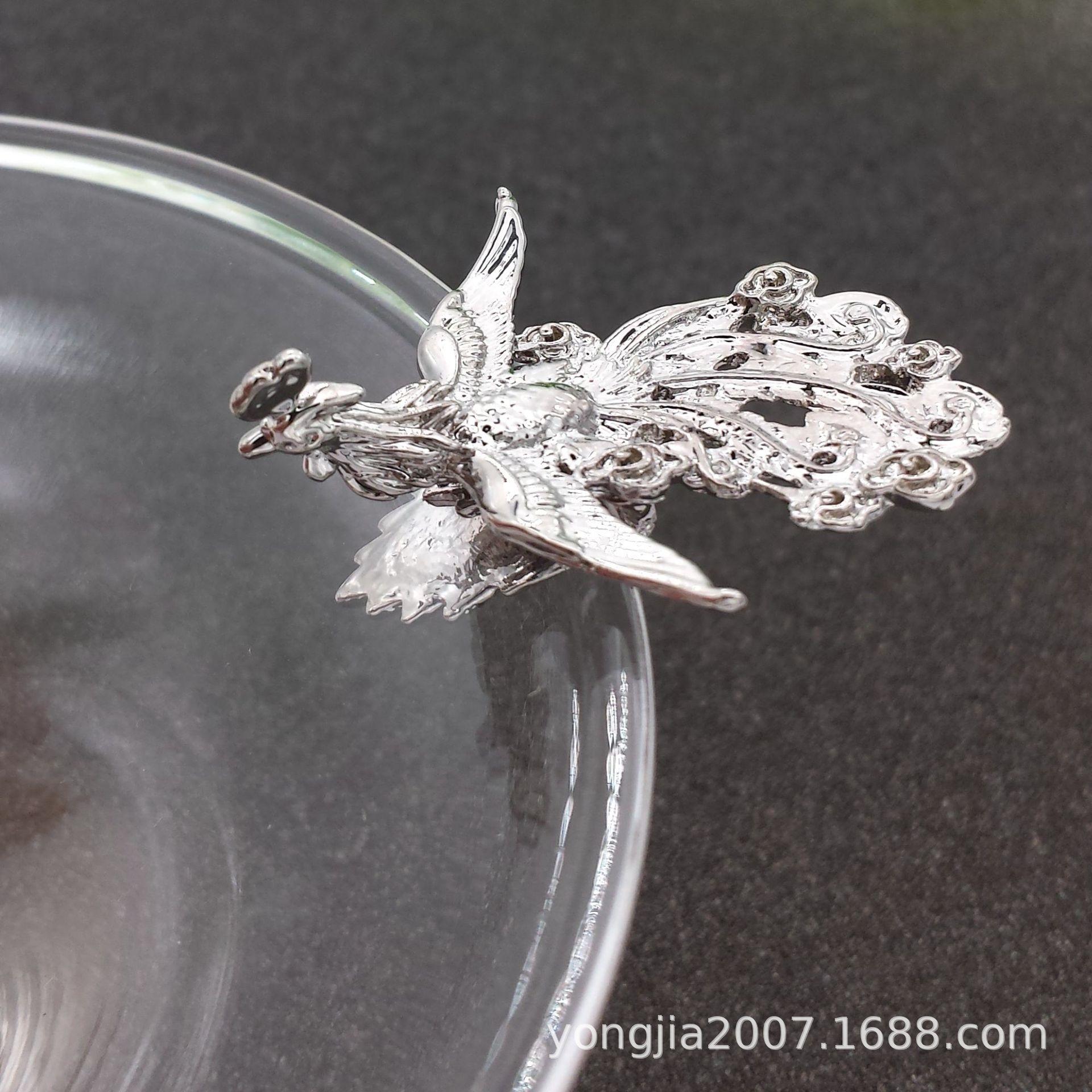 2F8Ft fuga Phoenixdiy personalizado DIY accesorios juego de té kung fu té filtro accesorios Phoenix