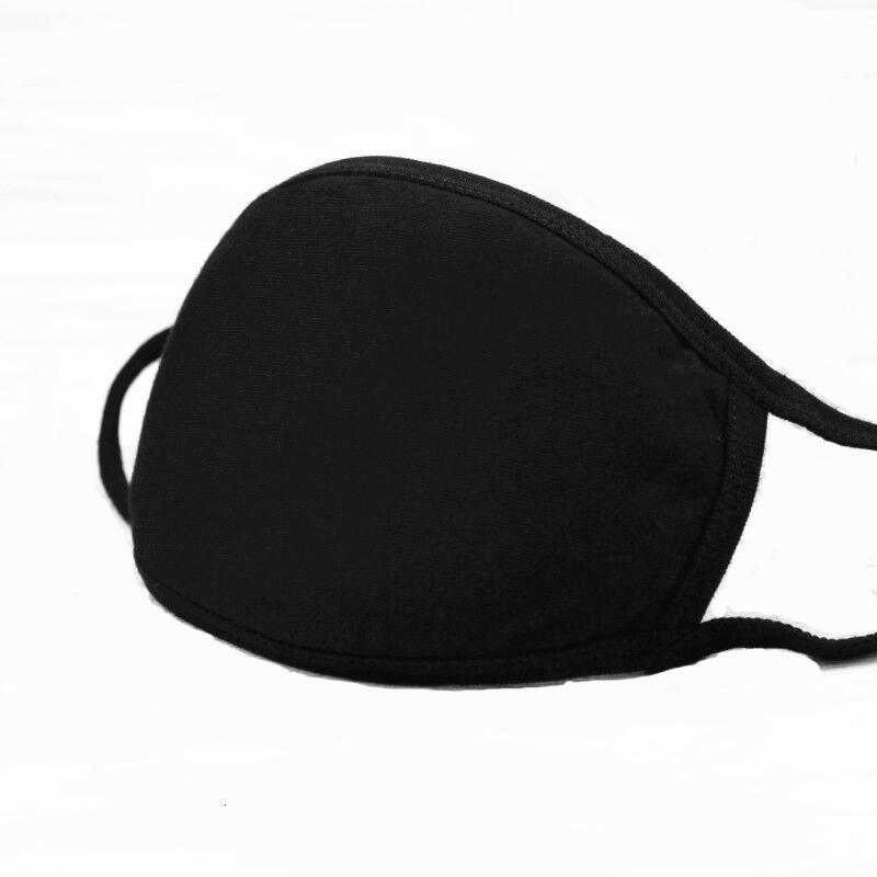 La respiración orgánica PM2,5 cara laboratorios 100% algodón lavable reutilizable máscaras de tela protección contra el polvo Polen Caspa de animales domésticos