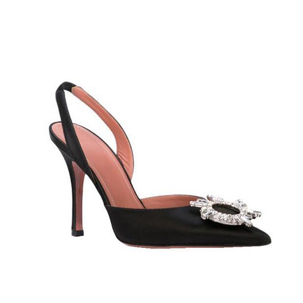 2020 nuevas sandalias y zapatillas de tacón alto son de moda y tendencias temperamentales son adecuados para fiestas con tacones altos y alta 6cm9cm