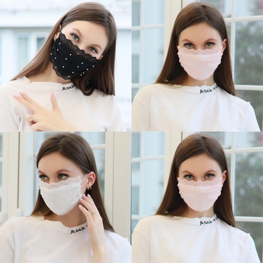 Maschere riutilizzabile faccia bocca SunshadeMascherine design di stampa maschere antipolvere Viso Anti Droplet bocca maschera per adulti # 598
