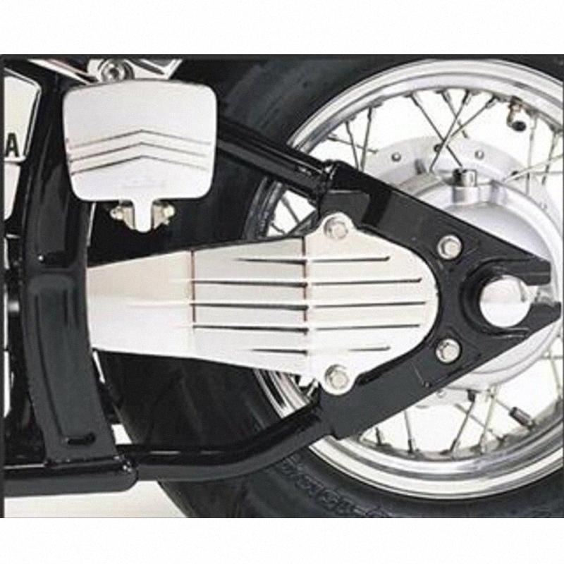 1Set Chrome ClassicCustom Moto Drive Shaft copertura per V-Star 650 1998-2012 V-Star 1100 1999-2009 Bike Drive Shaft ZpJf #