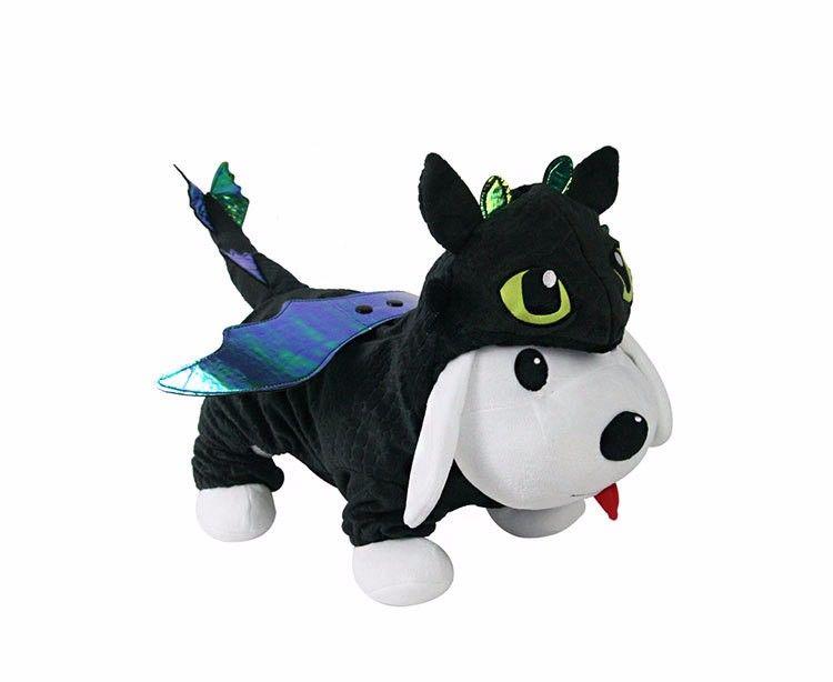 الربيع والخريف أربعة أرجل الصغيرة والمتوسطة القطة الأليفة الكلب الملابس لا الأسنان المتخنث هالوين اللباس