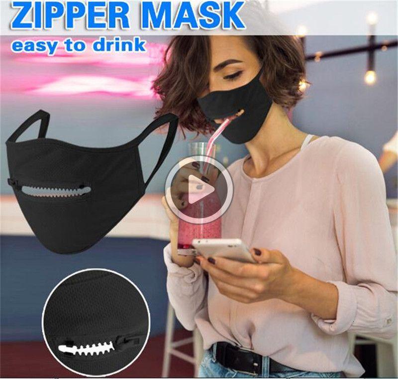 Wasale Ering Koruyucu Dener Maskesi Anna İçki Top Fa Satıcı Yaratıcı Den Kolay Maske fermuar