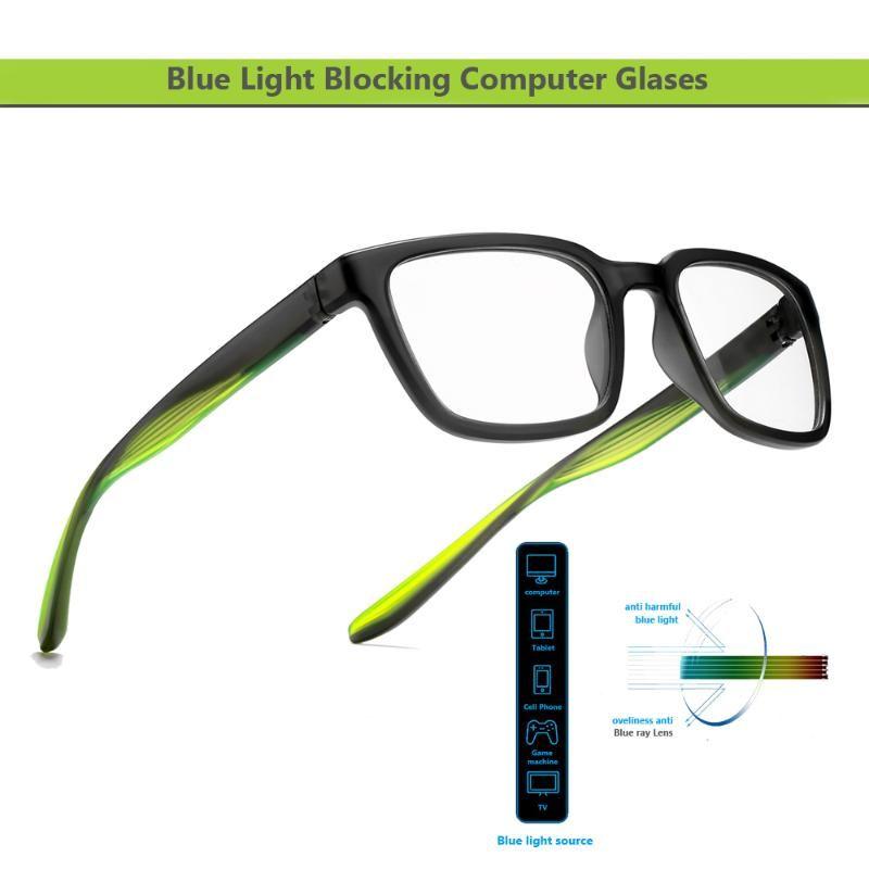 TR90 Gaming Blue Anti Anti Für Brillen Brille Männer Brillen Light AntiBlue Blockieren Computer Gläser Goggles Gläser Frauen 2020 sbcqn