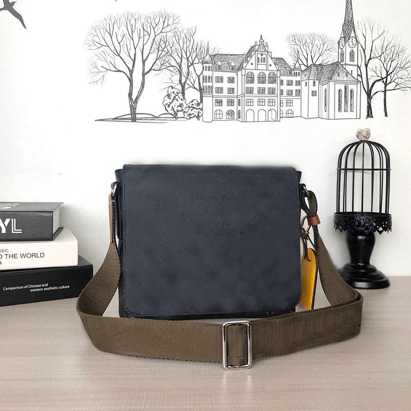 남성의 메신저 가방 새로운 지구 크로스 바디 백 메신저 가방 남성 패션 가방 럭셔리 디자이너 가방 어깨 끈 가방