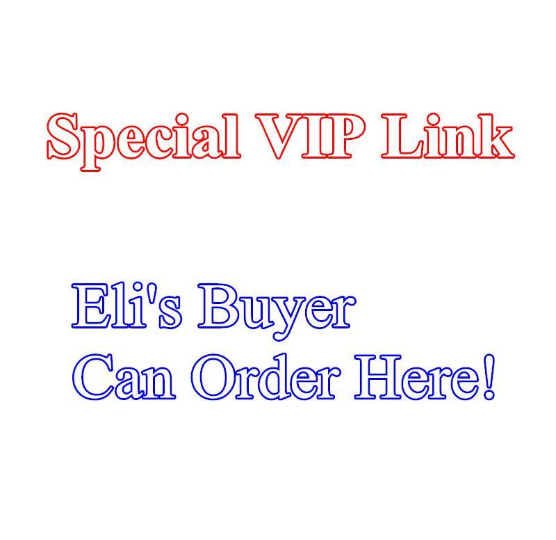 Link VIP speciale per il trucco, Eli Old / New Acquirente per tutto ciò che promettiamo prima dell'ordine